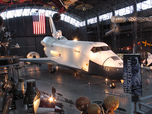 Air and Space Museum - Space Shuttle