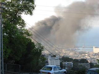 Final day of the war sees Katyusha rockets in Haifa 4