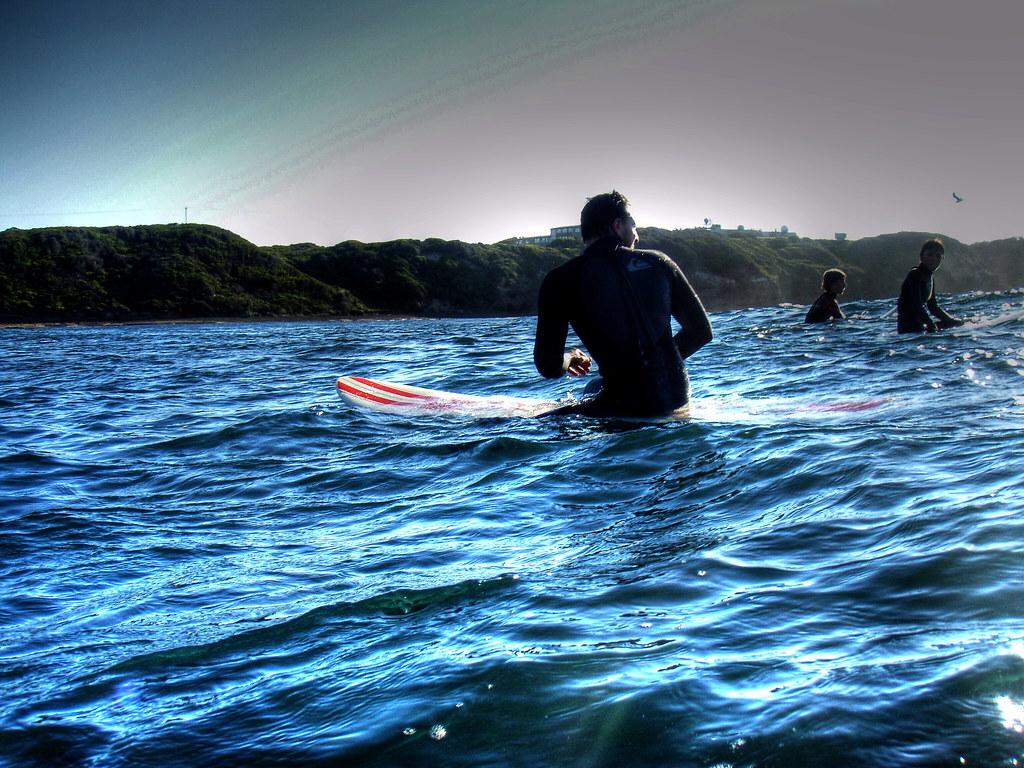 Surfing in the Land Down Under