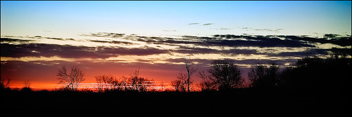 oklahoma sunrise landscape nikon porter d40 acreestudios
