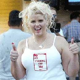 Anna Nicole Smith Fat 111