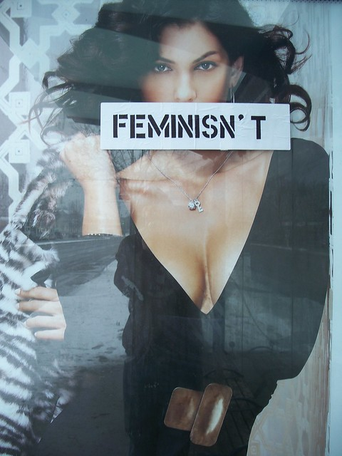 FEMINISN'T muzzle