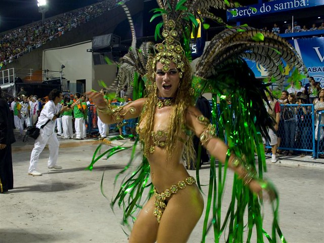 Carnaval 2008 - São Clemente