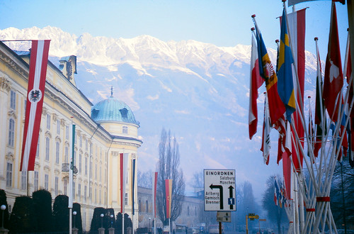 1964 Winter Olympics in Innsbruck
