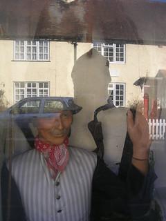 Ostler's window, King's Arms, Shoreham.