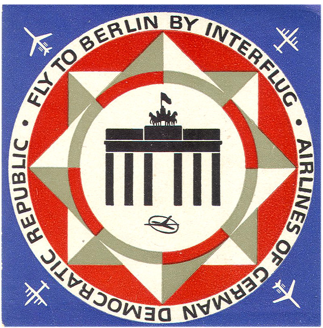 Aviation Label Collection