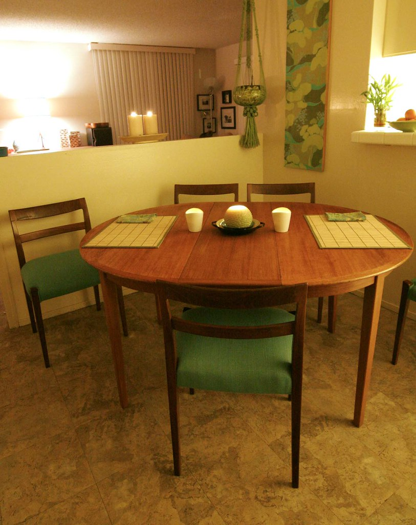 Dining Set After