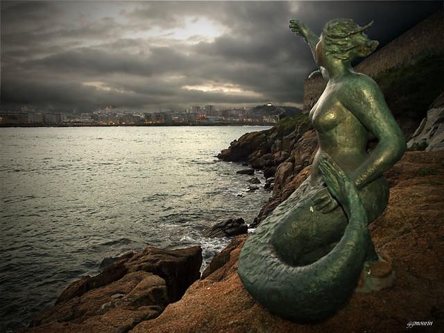 Sirena de A Coruña