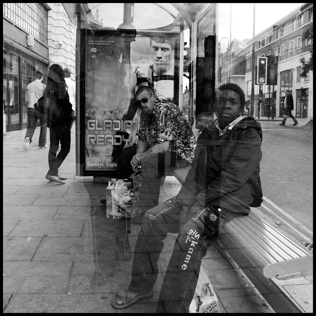 Headrow busstop