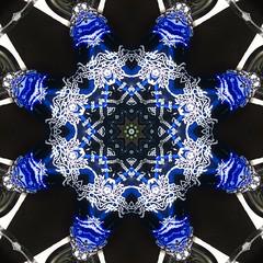 jewellery(0.0), crystal(0.0), toy(0.0), art(1.0), pattern(1.0), kaleidoscope(1.0),