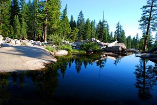 Bassi Falls 3, El Dorado National Forest, California, 2008