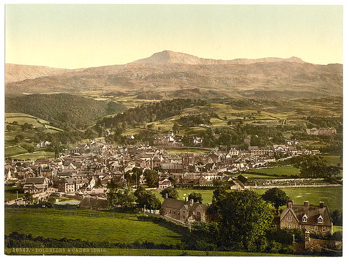 [Dolgelly and Cader Idris (i.e. Dolgellau and Cadair Idris), Wales] (LOC)
