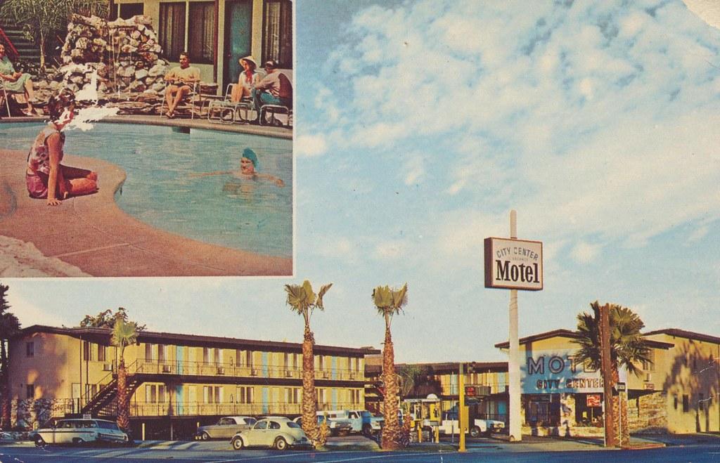City Center Motel - San Jose, California