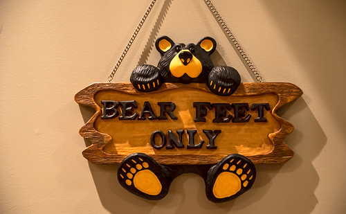 Bear Feet Only
