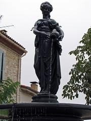 Brignon fountain