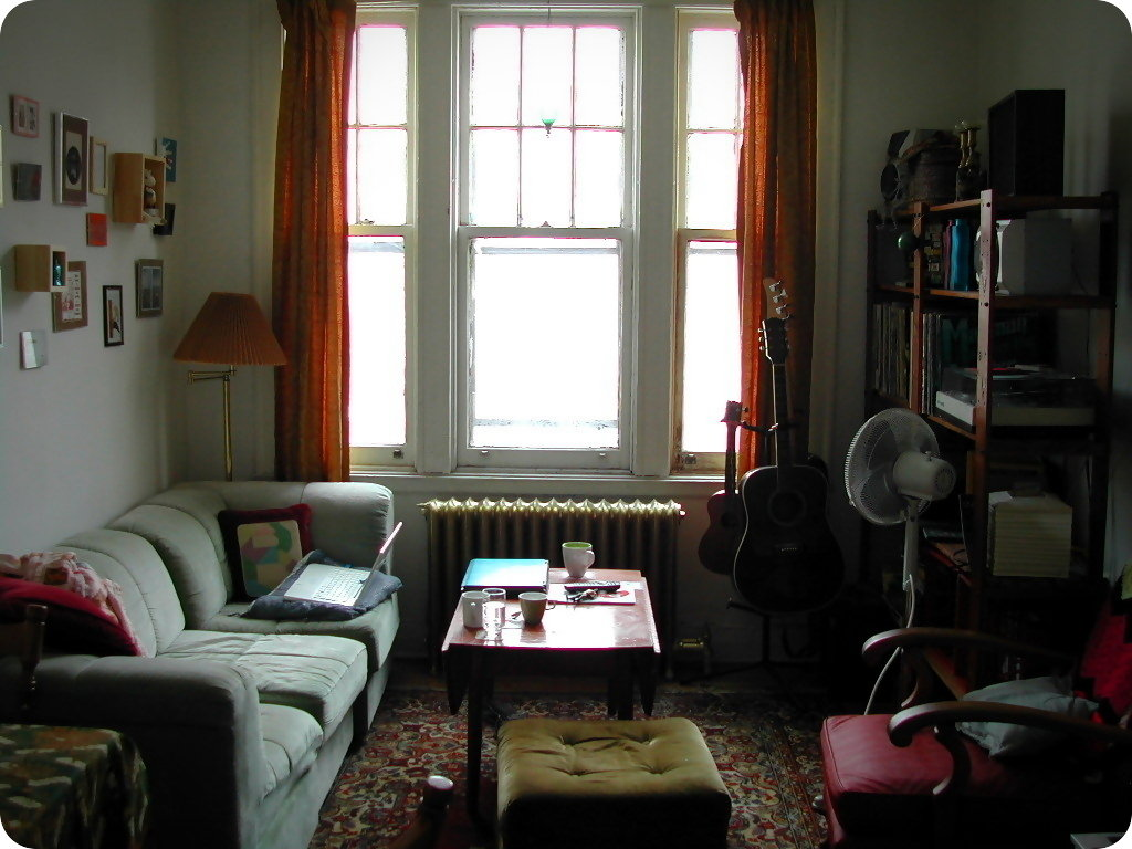 Living Room Ukulele