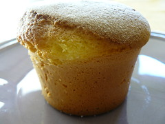 produce(0.0), baking(1.0), baked goods(1.0), food(1.0), sponge cake(1.0), soufflã©(1.0), dessert(1.0), cuisine(1.0),