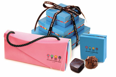 Dylan's Candy Bar packaging