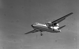 Pacific Airlines Fairchild F-27 on 02 APR 1962