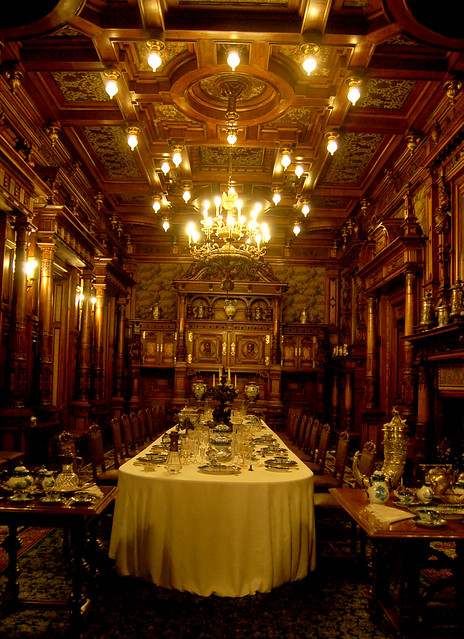 Unbelievably Lavish Dining Room Flickr Photo Sharing