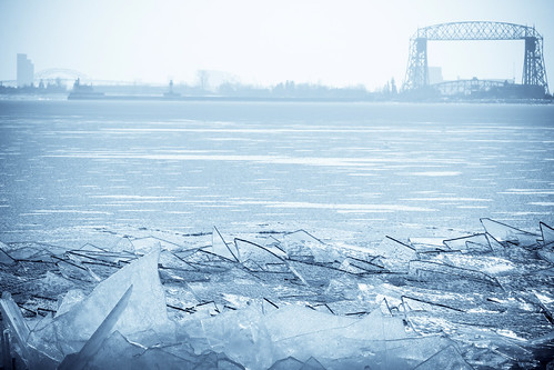 Duluth on Ice