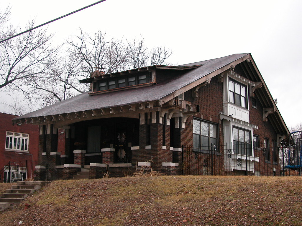Two Craftsman Buildings In Wells Goodfellow Preservation