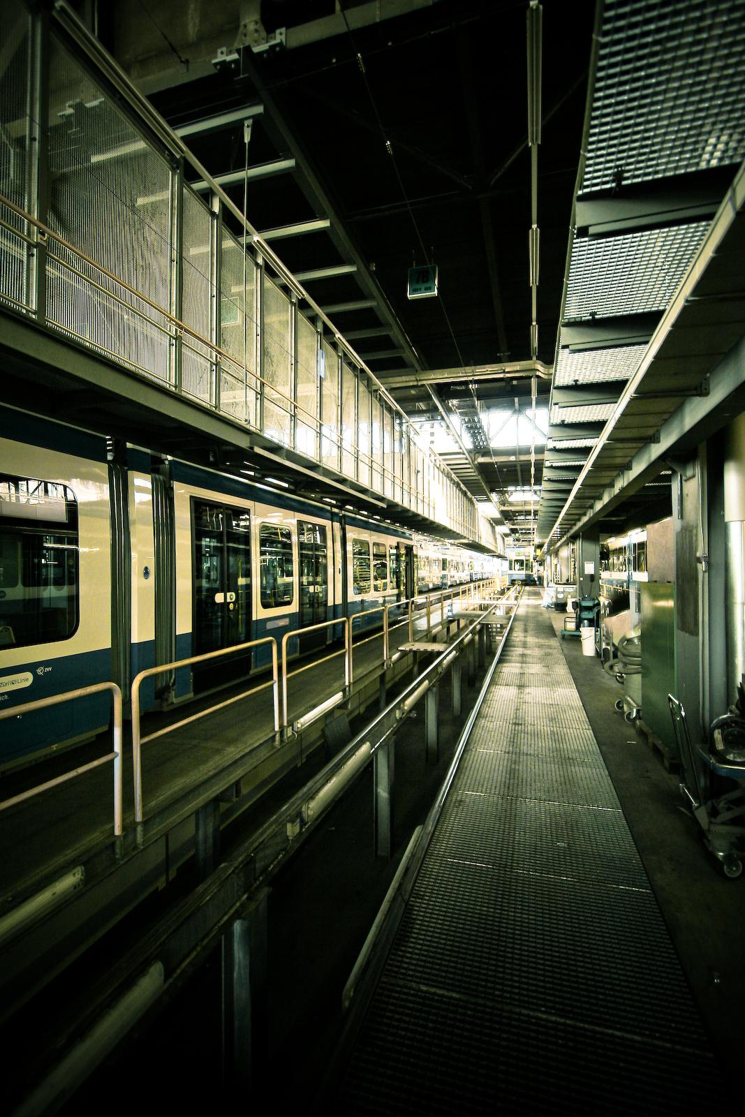 Tram Depot #3