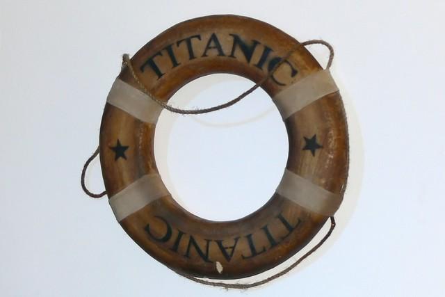 Rms Titanic Life Ring
