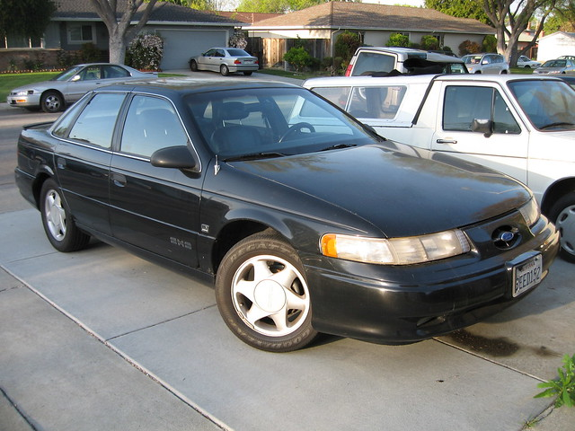 callum 39 s 1993 ford taurus sho flickr photo sharing. Black Bedroom Furniture Sets. Home Design Ideas