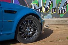 Blue M3