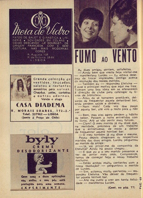 Crónica Feminina, Nº 869, Julho 19 1973 - 70