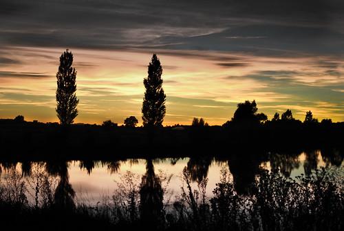 sunset landscapes nikon paysage ipsa d3000 thomasdegaulmyn