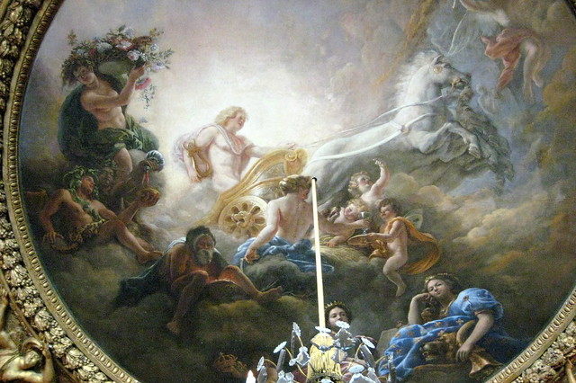 Versailles Ch 226 Teau De Versailles Salon D Apollon
