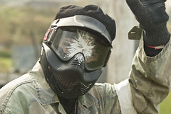 clothing, sports, recreation, outdoor recreation, team sport, games, paintball,