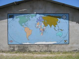 Village world map.