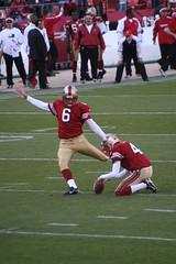 49ers Kick
