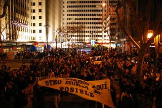 Obrázek Cubos. madrid street calle feminism fsm wsf manifestación acción forosocialmundial feminismos