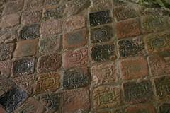 Mellifont Abbey Tiles