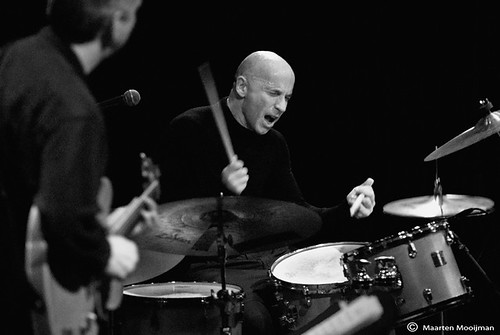 2286505730 b2f03f0a41 Killer Joey Baron at Bimhuis