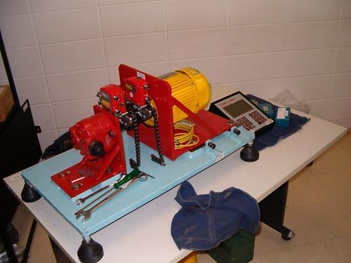 Dispositivo para curso de Alinhamento á Laser