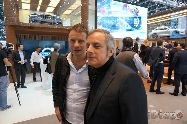 Dominique Chapatte et Safet Rastoder - M6 Turbo