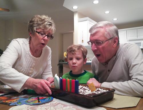 Pa Pa's birthday