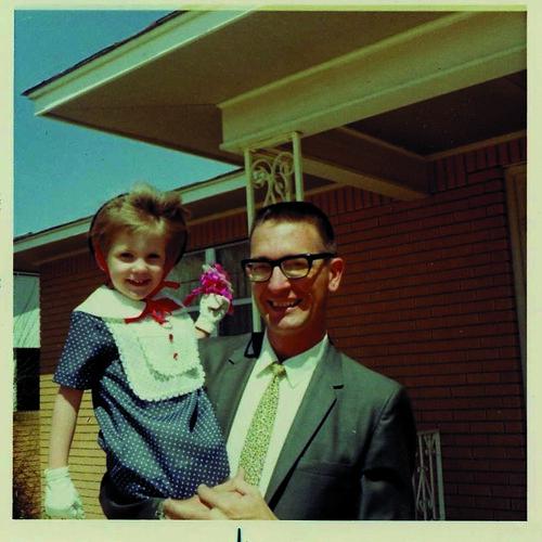 Mike & Lea, Easter '69