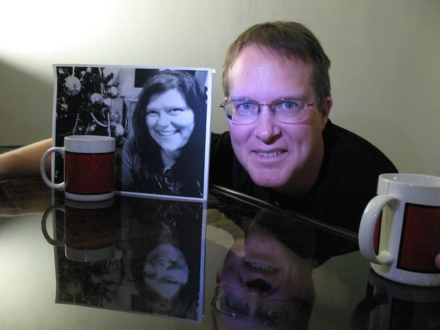 Having Coffee with Rachel