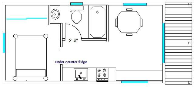 Hicks 2 motel floor plan Flickr Photo Sharing