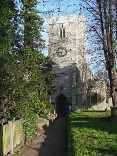 St.Mary Magdalene Church ,Gillingham,Kent