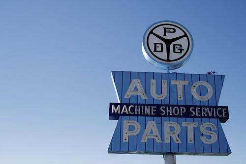 Paul Del Grande Auto Parts