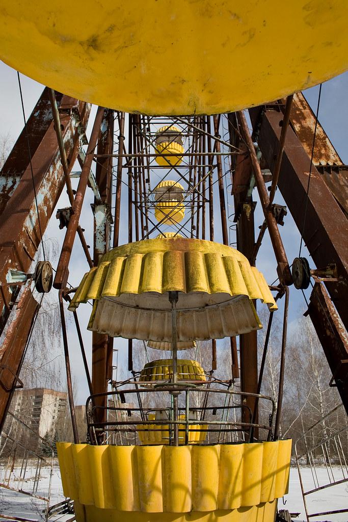 Chernobyl/Pripyat Exclusion Zone (040.8111)