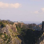 clifton suspension bridge & camera obscura, bristol