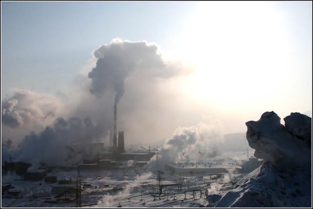 SNorilsk, Russia